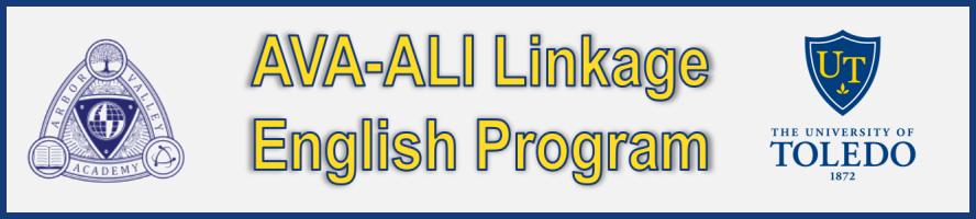 AVA-ALI College Linkage Program-English Courses